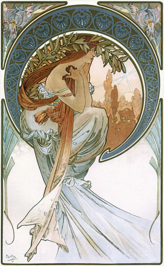 Mucha-Poetry-Muse